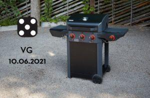 FCC BBQ Fire 3.1 gassgrill